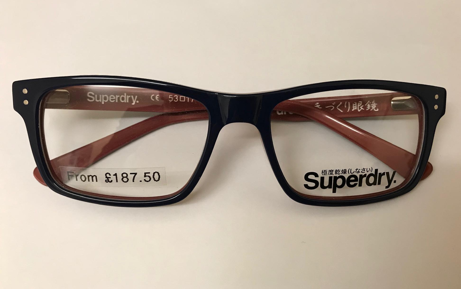 Super Dry Frames